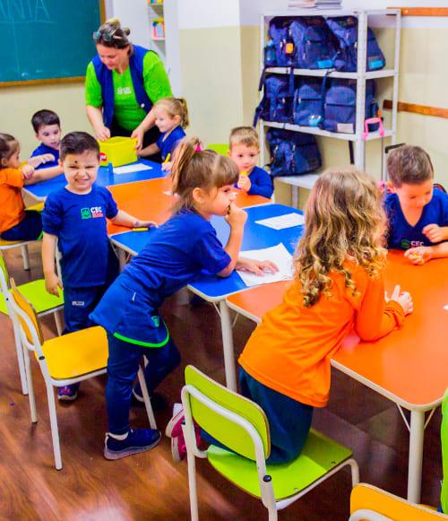 ensino cristão na escola